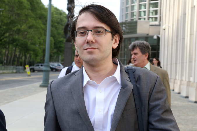 Photo of Martin Shkreli